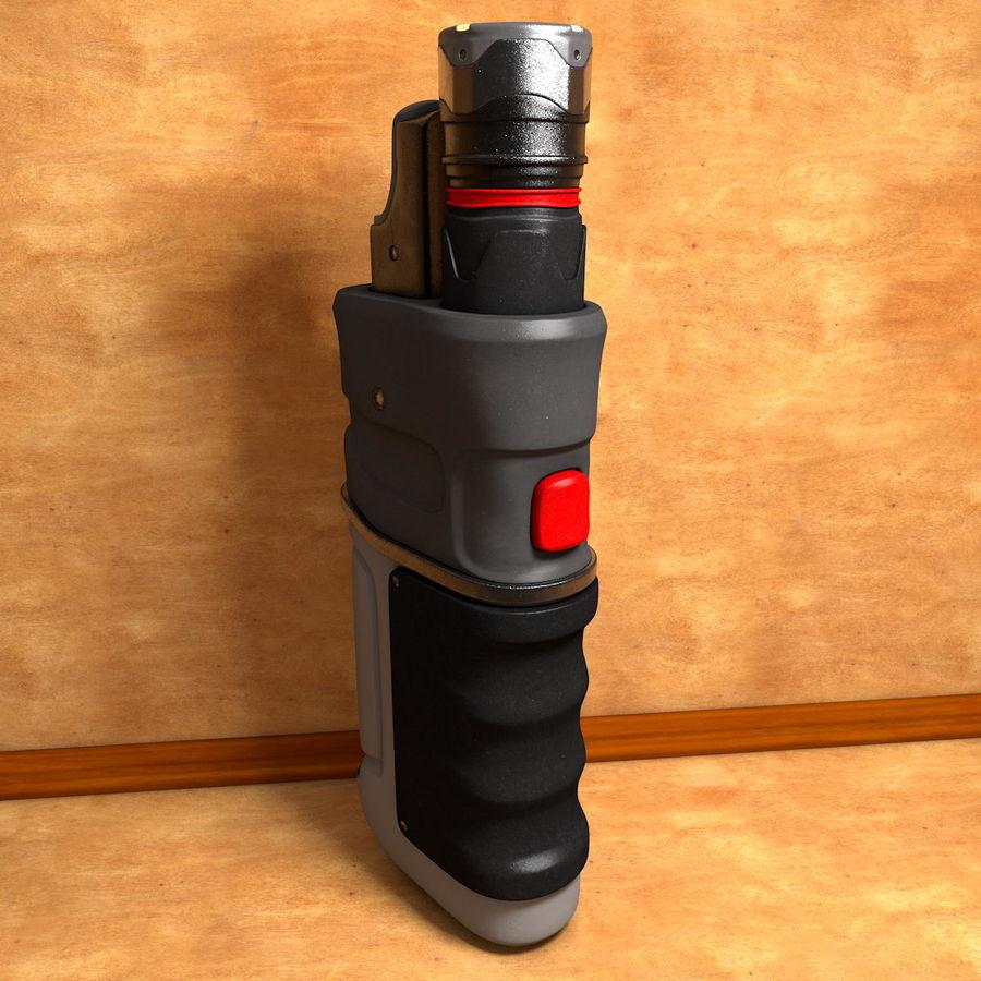 ハンドヘルド汎用電子機器 royalty-free 3d model - Preview no. 5