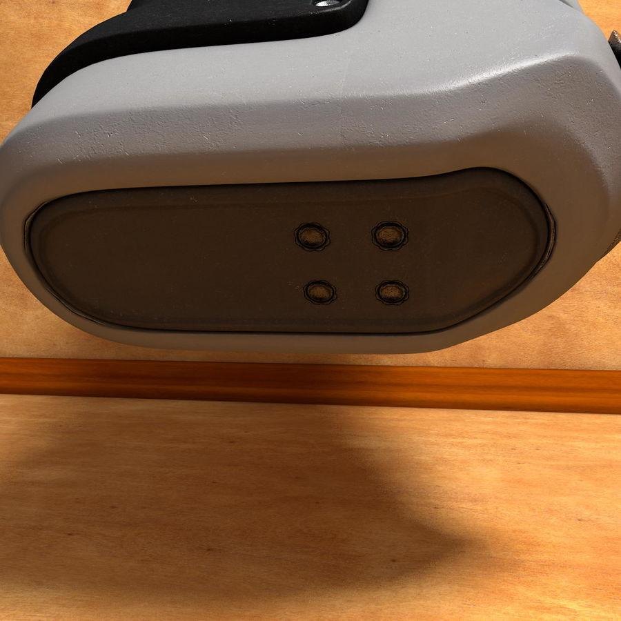 ハンドヘルド汎用電子機器 royalty-free 3d model - Preview no. 19
