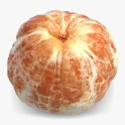 Grapefruit 2 Peel 3d model