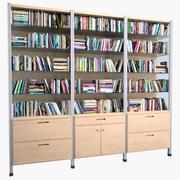 書棚MHT-01 3d model