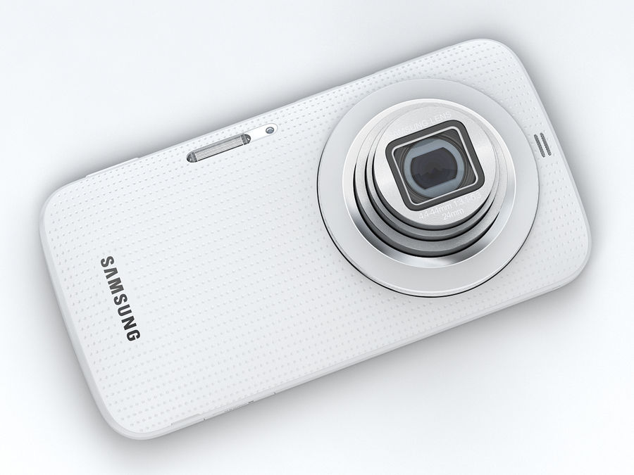 Samsung Galaxy K zoom royalty-free 3d model - Preview no. 10