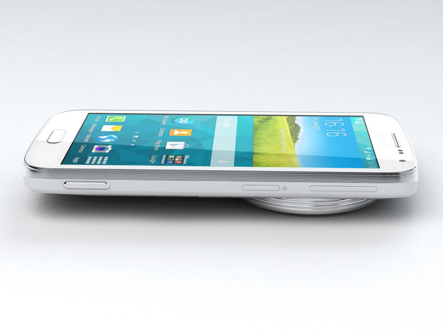 Samsung Galaxy K zoom royalty-free 3d model - Preview no. 7