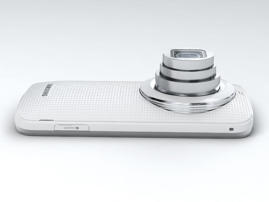 Samsung Galaxy K zoom royalty-free 3d model - Preview no. 8