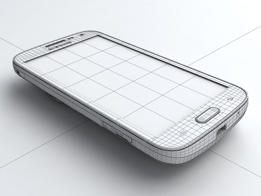 Samsung Galaxy K zoom royalty-free 3d model - Preview no. 21