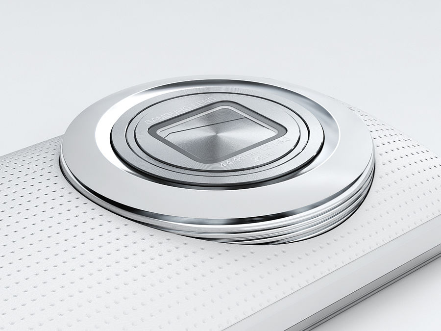 Samsung Galaxy K zoom royalty-free 3d model - Preview no. 13