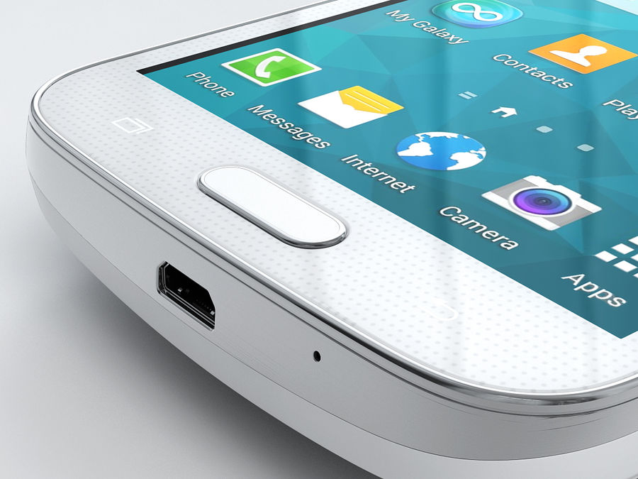 Samsung Galaxy K zoom royalty-free 3d model - Preview no. 17