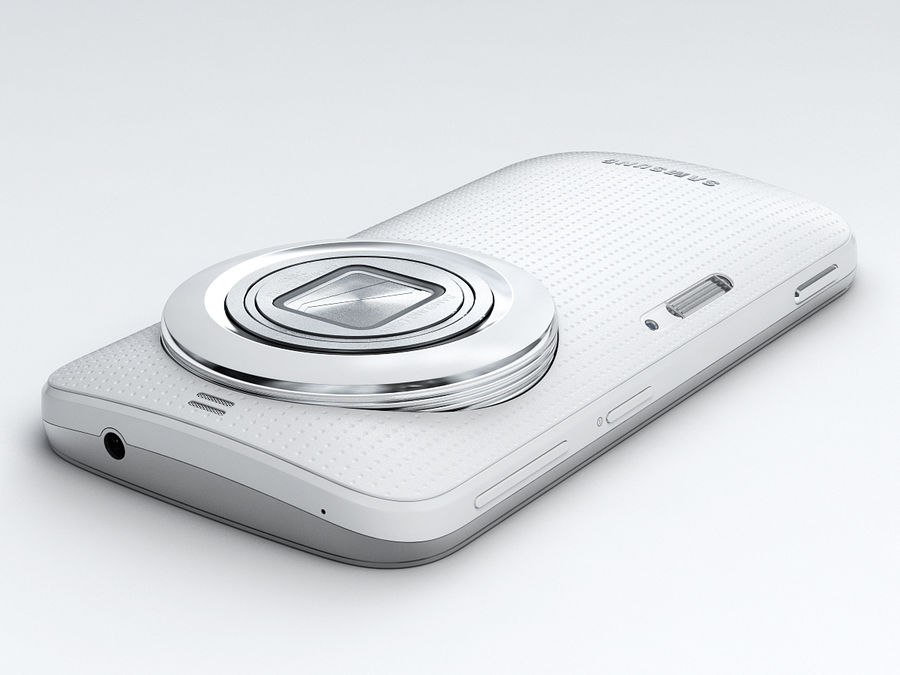 Samsung Galaxy K zoom royalty-free 3d model - Preview no. 19