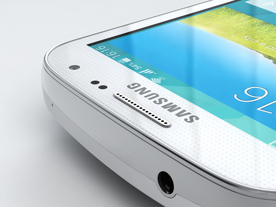 Samsung Galaxy K zoom royalty-free 3d model - Preview no. 18
