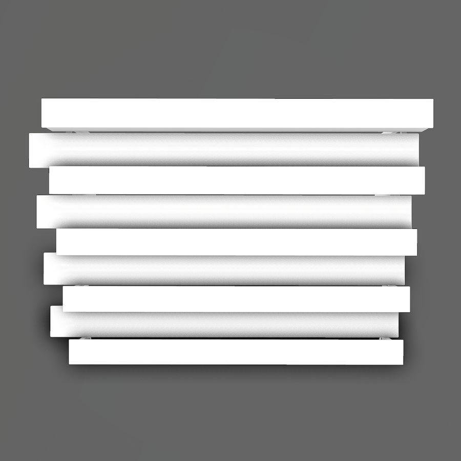관람석 royalty-free 3d model - Preview no. 7