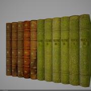 Book 87 3d model