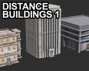 DistanceBuildings1 3d model