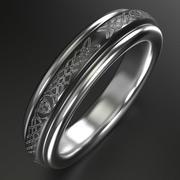 Celtic Ring 5 3d model