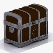 Crate Chest 2 3d model