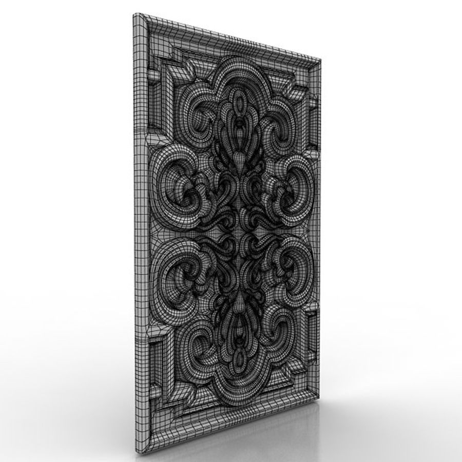 Architectural Elements 77 royalty-free 3d model - Preview no. 6