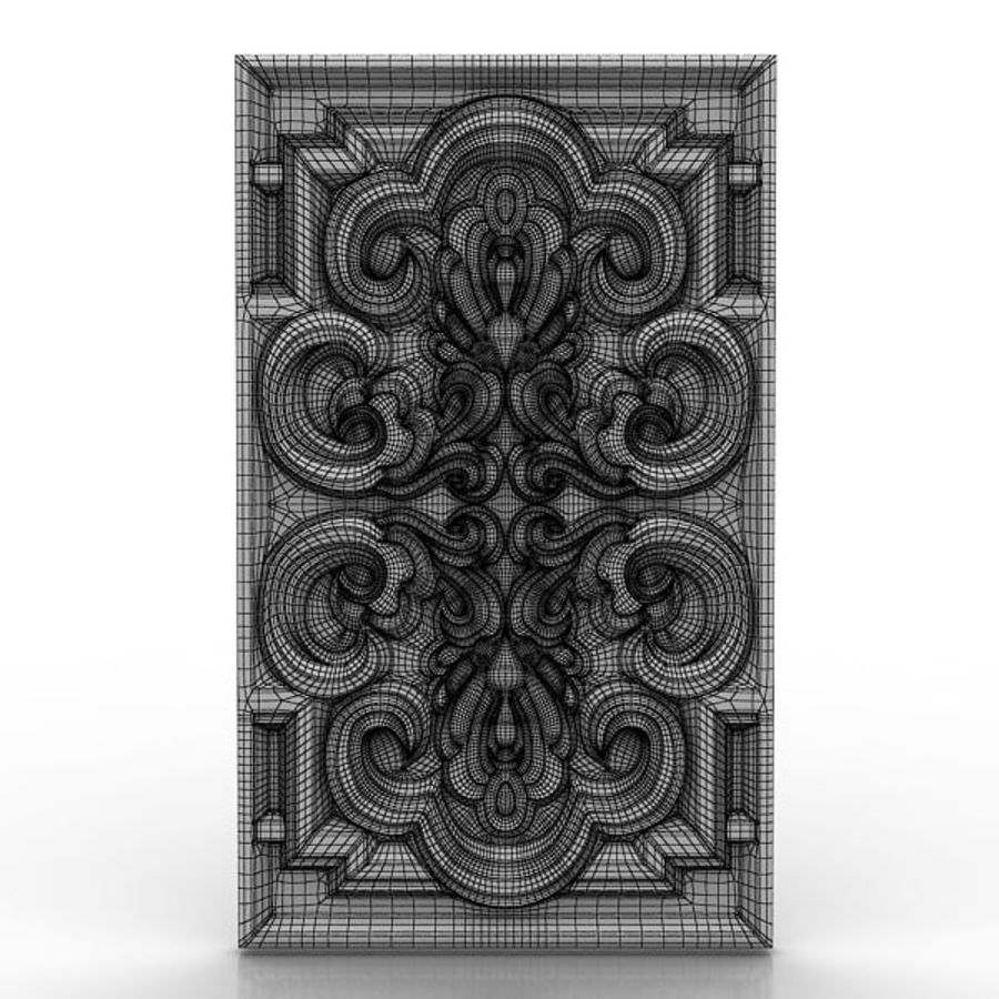 Architectural Elements 77 royalty-free 3d model - Preview no. 5