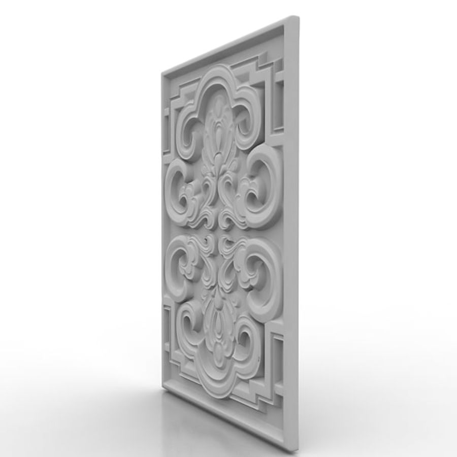 Architectural Elements 77 royalty-free 3d model - Preview no. 3