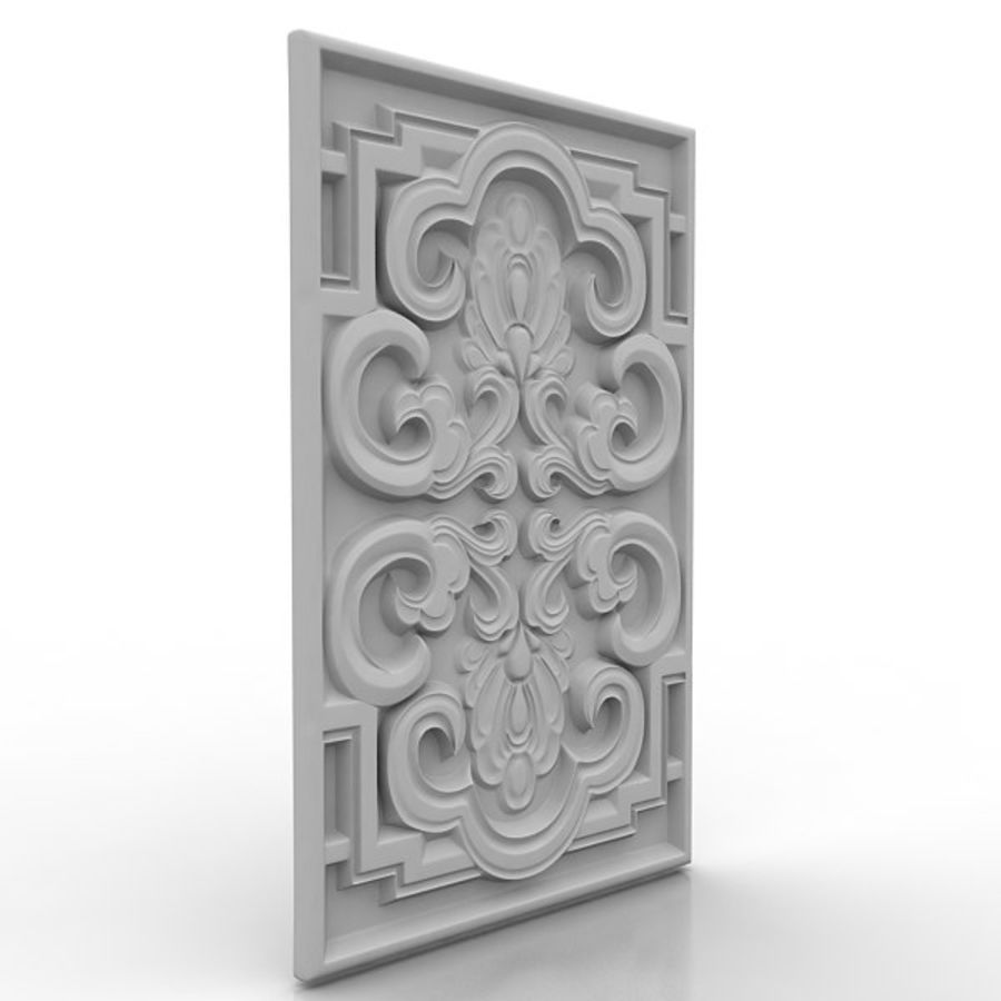 Architectural Elements 77 royalty-free 3d model - Preview no. 2