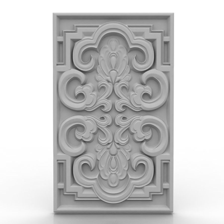 Architectural Elements 77 royalty-free 3d model - Preview no. 1