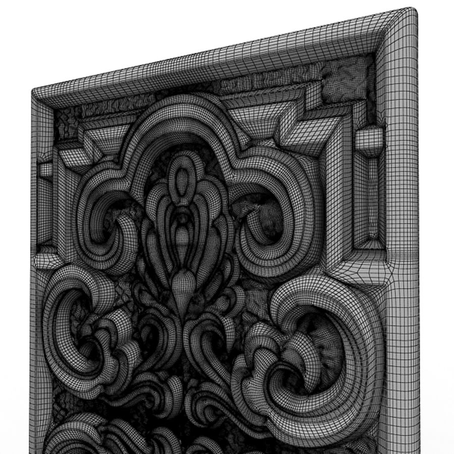 Architectural Elements 78 royalty-free 3d model - Preview no. 7