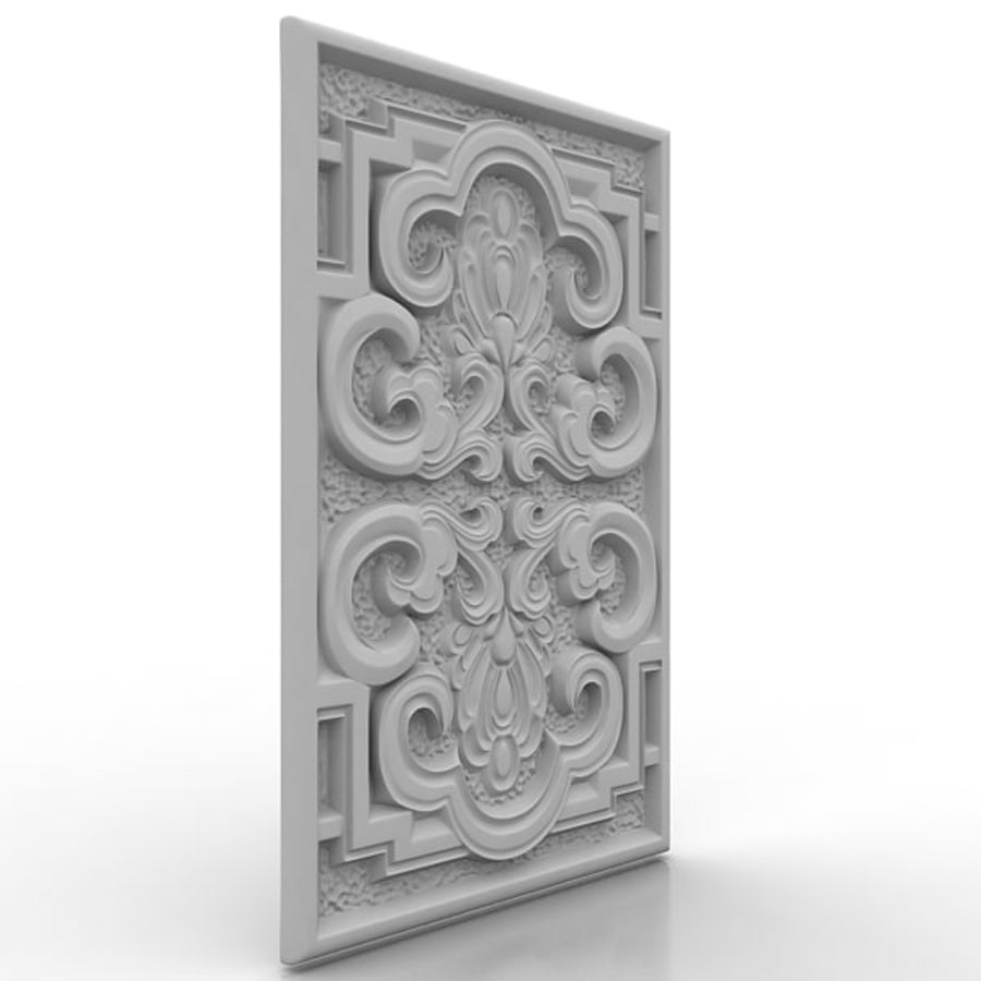 Architectural Elements 78 royalty-free 3d model - Preview no. 2