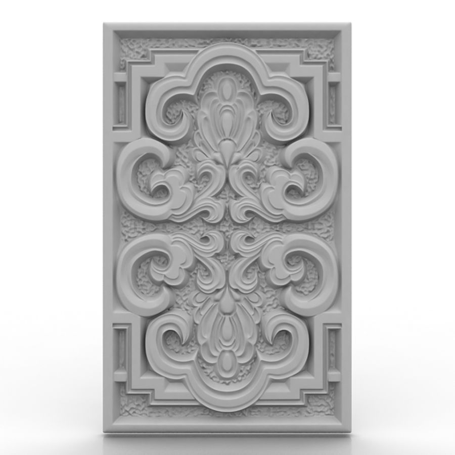 Architectural Elements 78 royalty-free 3d model - Preview no. 1