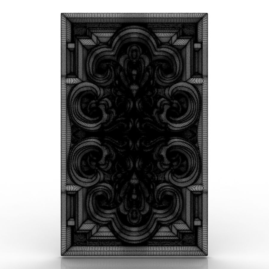 Architectural Elements 78 royalty-free 3d model - Preview no. 5