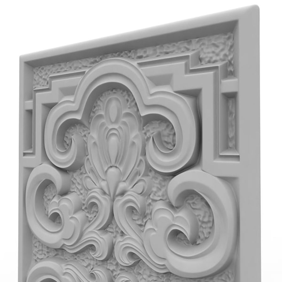 Architectural Elements 78 royalty-free 3d model - Preview no. 3