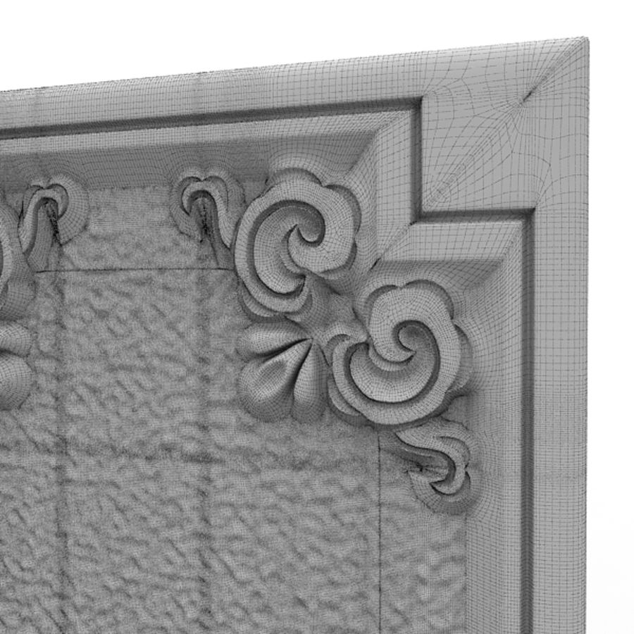 Architectural Elements 80 royalty-free 3d model - Preview no. 7