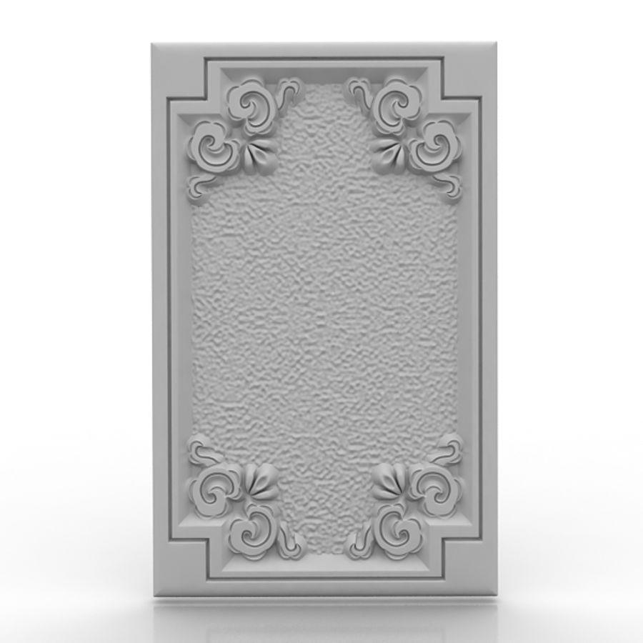 Architectural Elements 80 royalty-free 3d model - Preview no. 1