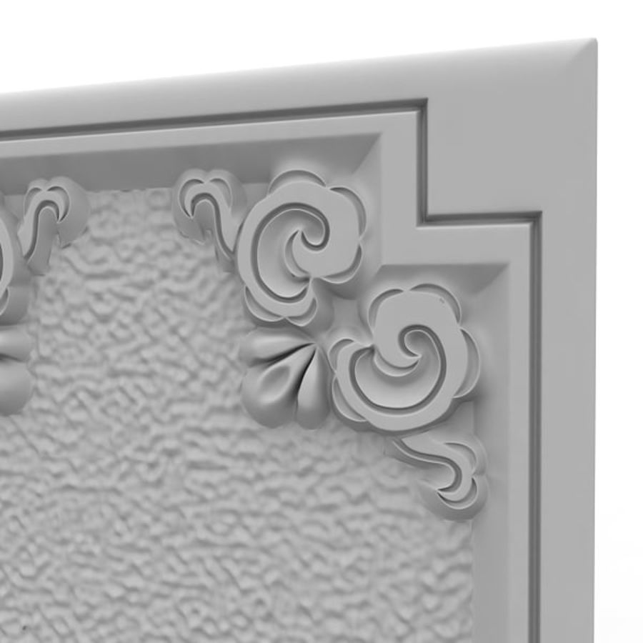 Architectural Elements 80 royalty-free 3d model - Preview no. 3