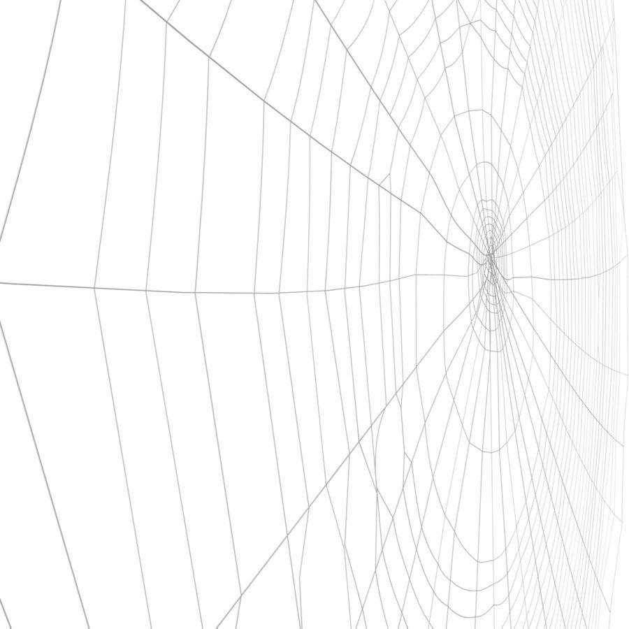 Teia de aranha royalty-free 3d model - Preview no. 8