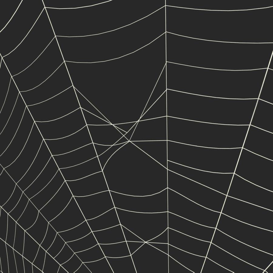 Teia de aranha royalty-free 3d model - Preview no. 14