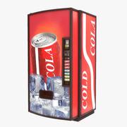 Machine à soda 3d model
