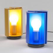Bordslampa 3d model