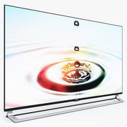 LG 65LA970V - 3D LED Ultra HD Smart TV 3d model