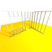 Studwall simple 3d model