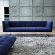 Эдвард-диван 3d model