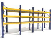 Warehouse Rake 3d model