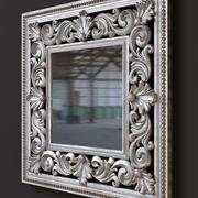 은 거울 3d model