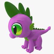 小马宝莉玩具 3d model