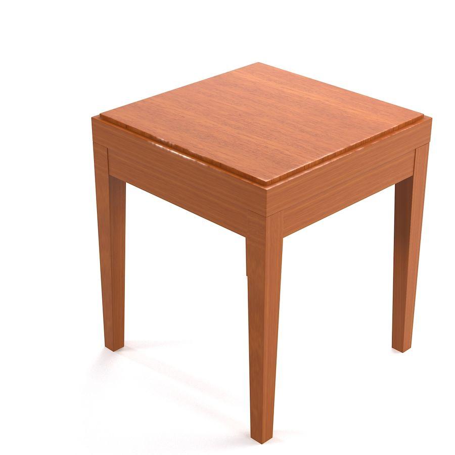 Selva Eleganza 3221 3218 Кофейный столик royalty-free 3d model - Preview no. 3