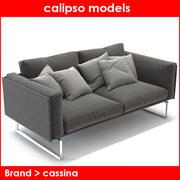 カッシーナ202 8(1) 3d model