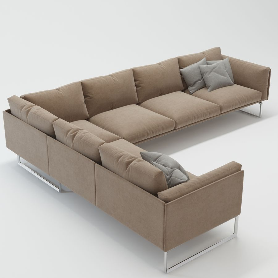 3d Home Designbest: Get 8 Sofa Cassina Images