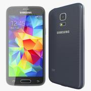 Samsung Galaxy S5 Mini Black 3d model