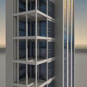Skyscraper 011 3d model