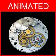 Se animerad rörelse 3d model
