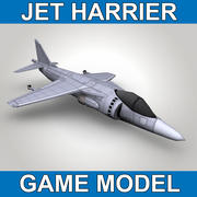 Jet Harrier - Spielmodell 3d model