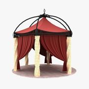 Marquee 1 3d model