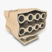 Missle Launcher 3d model