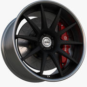 Wheel ADV10 Deep Concave 3d model